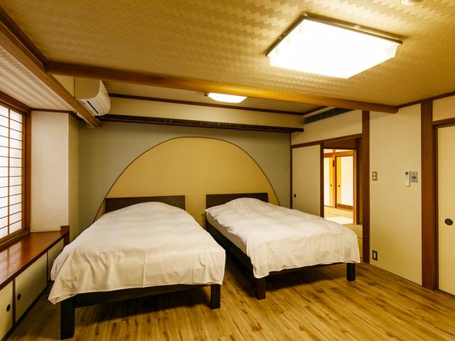 藤の棟 和洋室 一例