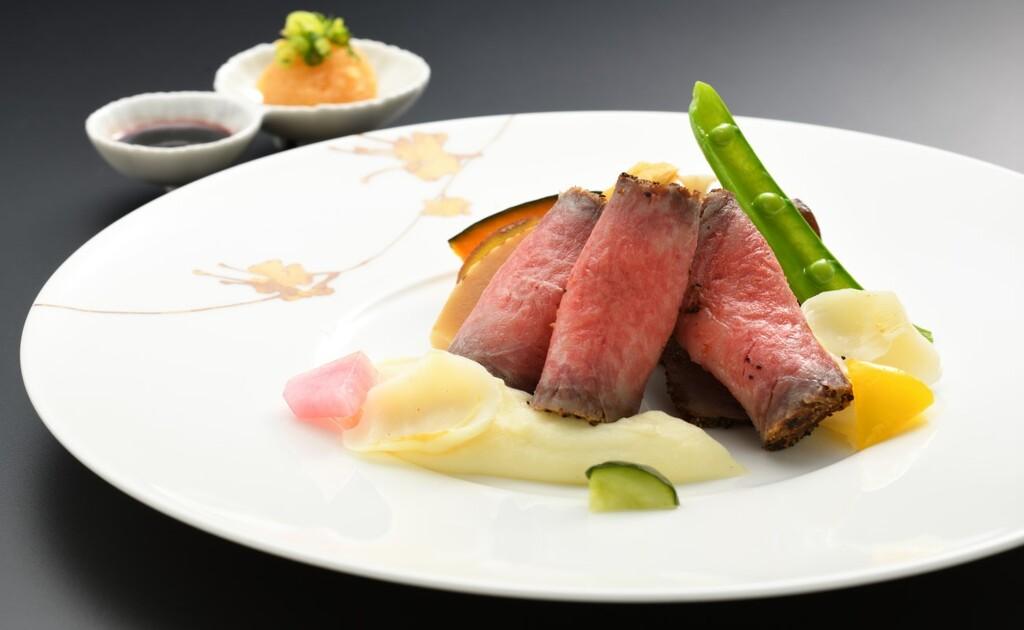 スタンダードお料理コースお肉