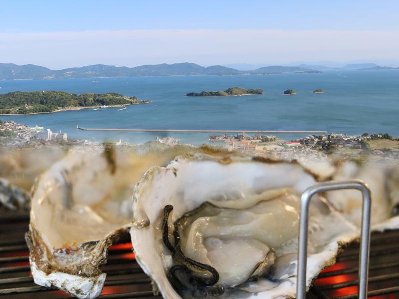 地元牛窓の海で獲れた新鮮な海の恵みをどうぞ。