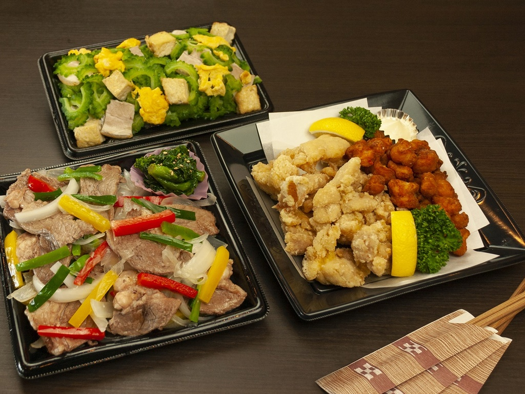 【夕食一例】クマノミコース オードブルA