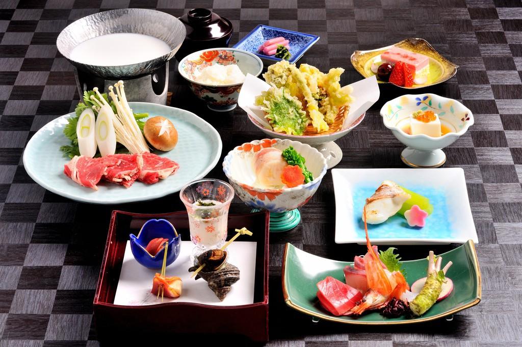 日本料理天城 輪会席