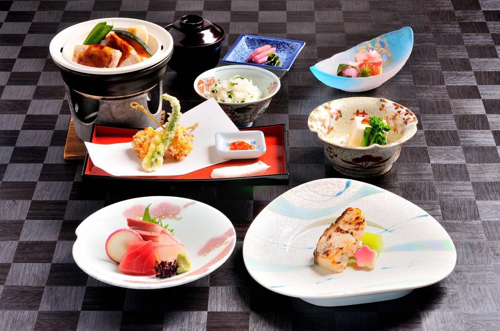 日本料理天城 旬彩会席
