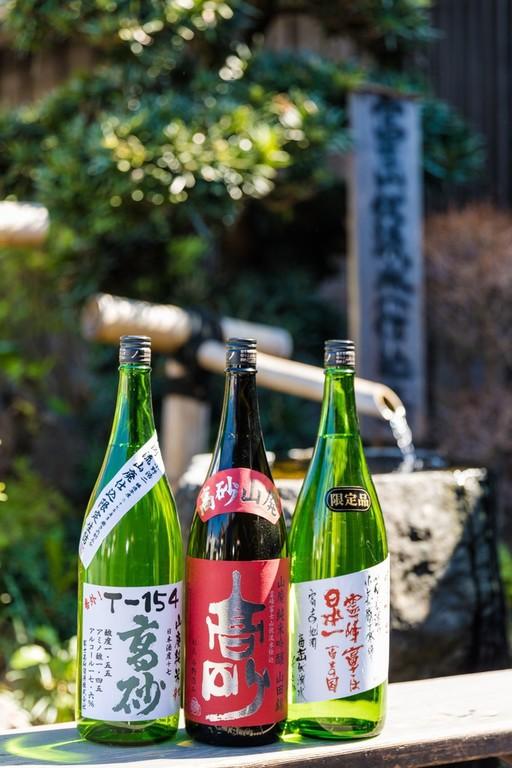 富士高砂酒造三種飲み比べセット