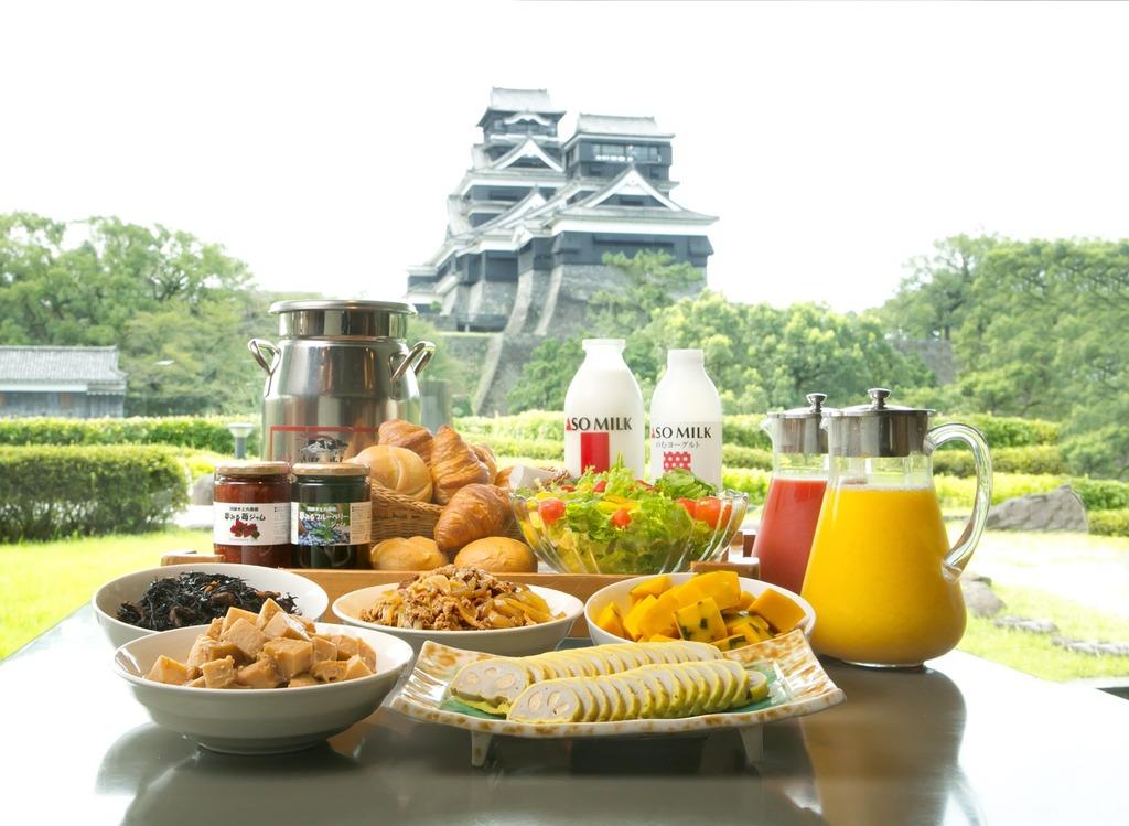 朝食イメージ(和洋バイキング)