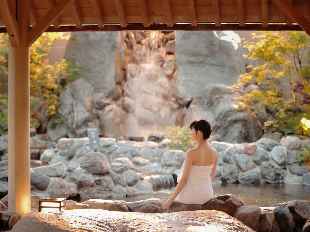 自家源泉「神戸みなと温泉」 天然温泉で免疫力UP!