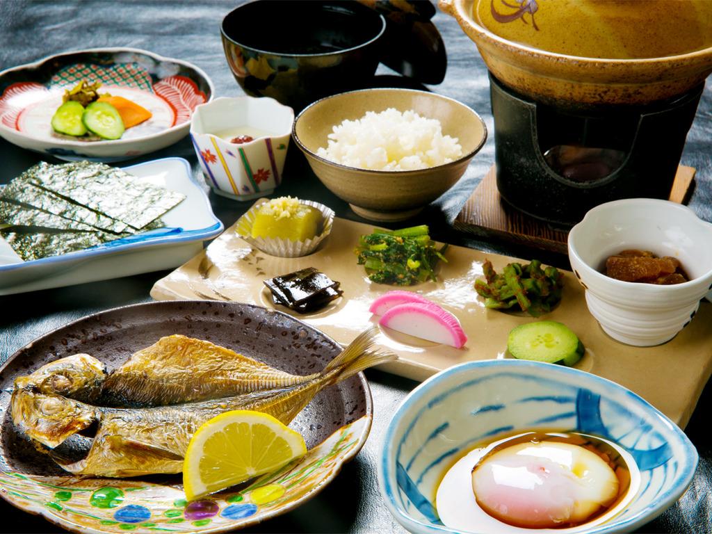 """◆朝食◆当館自慢の""""朝食""""で一日をサポート"""