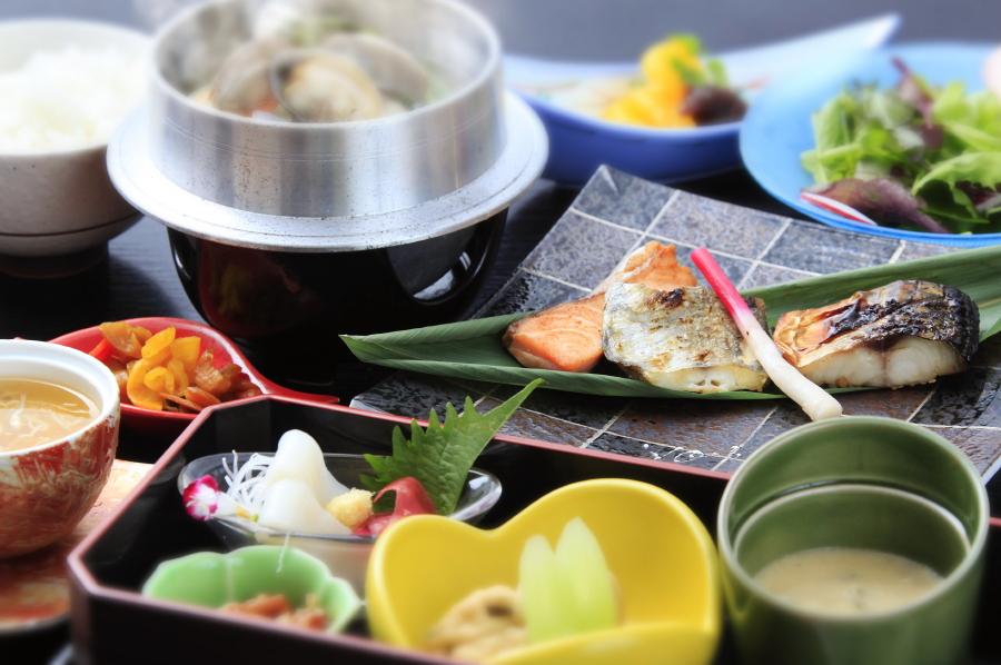 【朝食】朝から元気をチャージ★