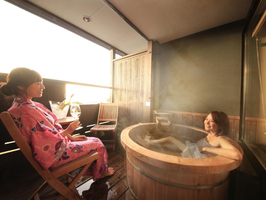 【客室】露天風呂付客室