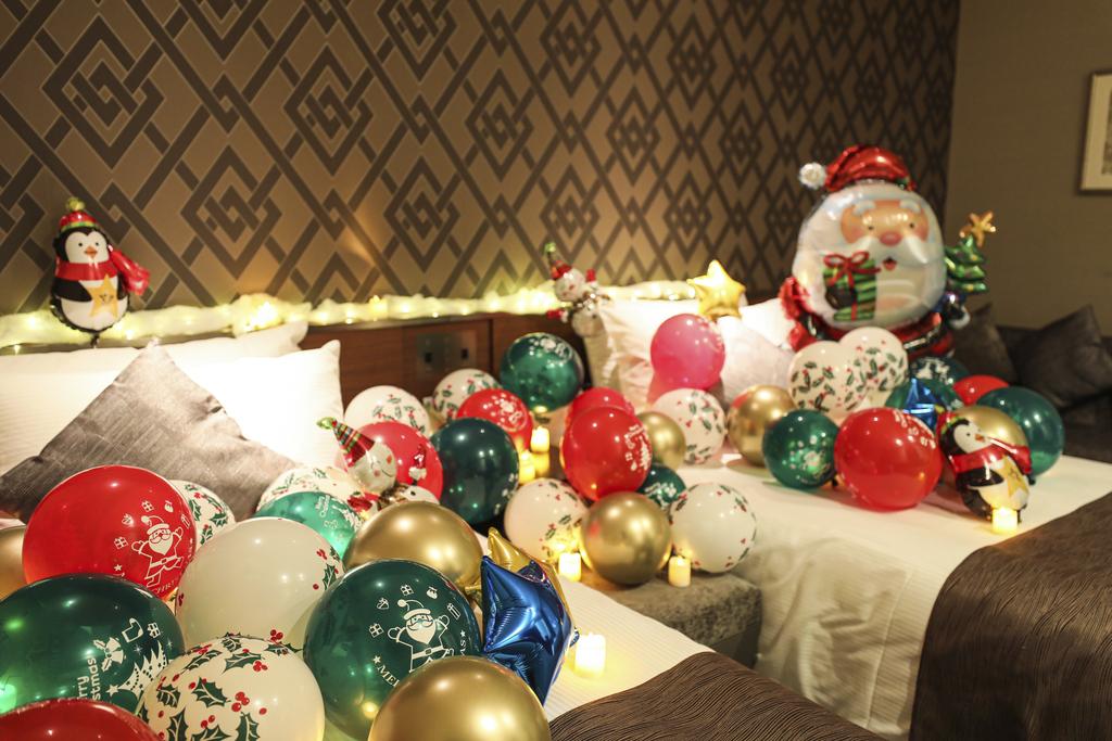 クリスマスバルーン(イメージ)