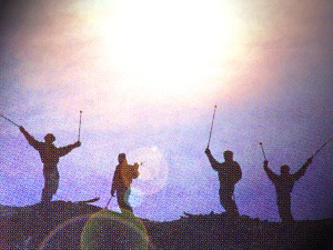 スキー場 イメージ