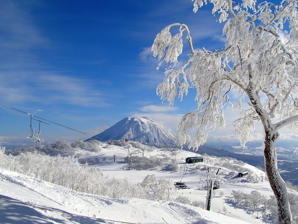 ニセコアンヌプリ国際スキー場