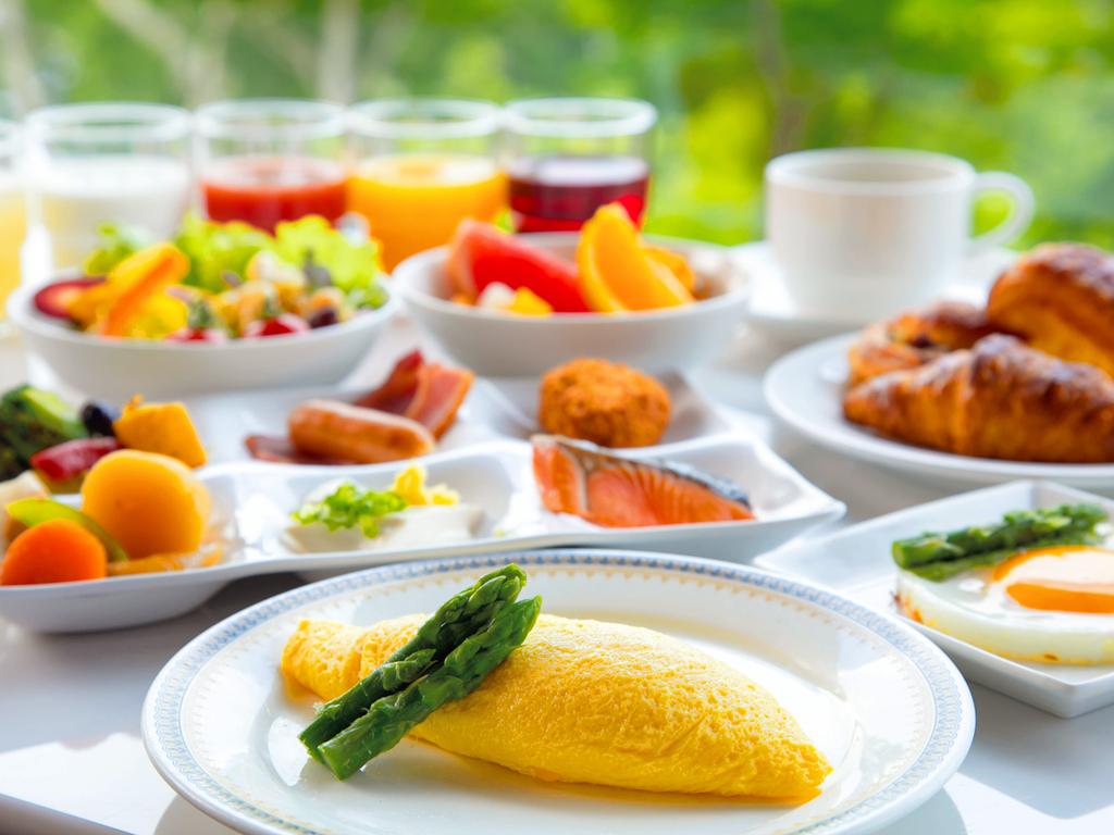 【朝食】ビュッフェ