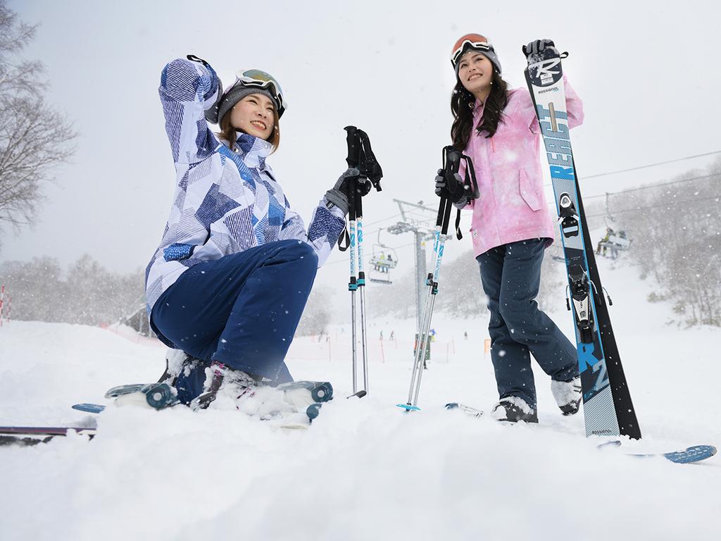 【スキー】