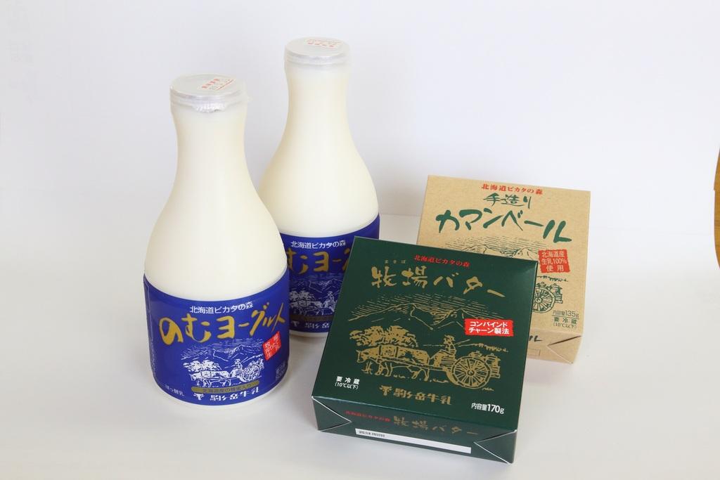 乳製品詰め合わせ