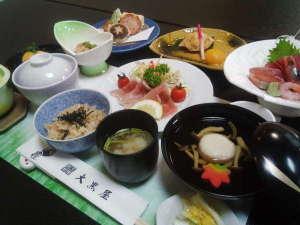 "Kaiseki dinner ""EBISU"""