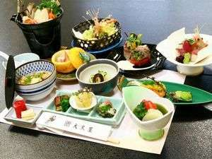 "Kaiseki dinner ""DAIKOKU"""