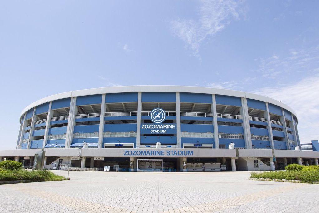 【zozoマリンスタジアム】千葉ロッテマリーンズの本拠地☆野球だけでなくライブも開催されます。
