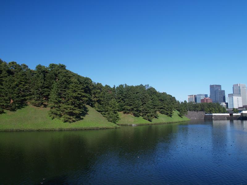 皇居周辺(当ホテルより約40分)