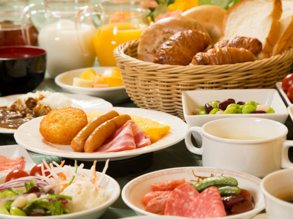 【朝食】和洋バイキング[レストランスピカ1F]AM7:00~10:00