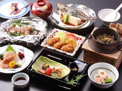 広島「牡蠣会席」プラン-夕食