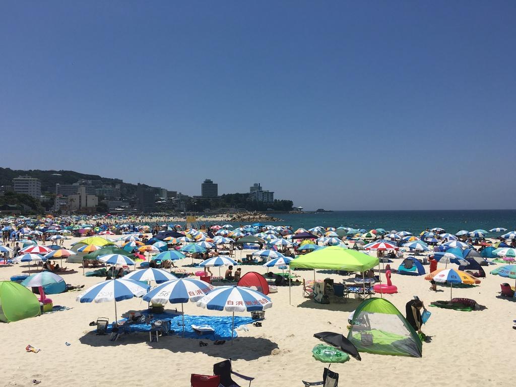 夏休みプラン(7/21〜8/31まで!)で白浜の夏を満喫しよう♪