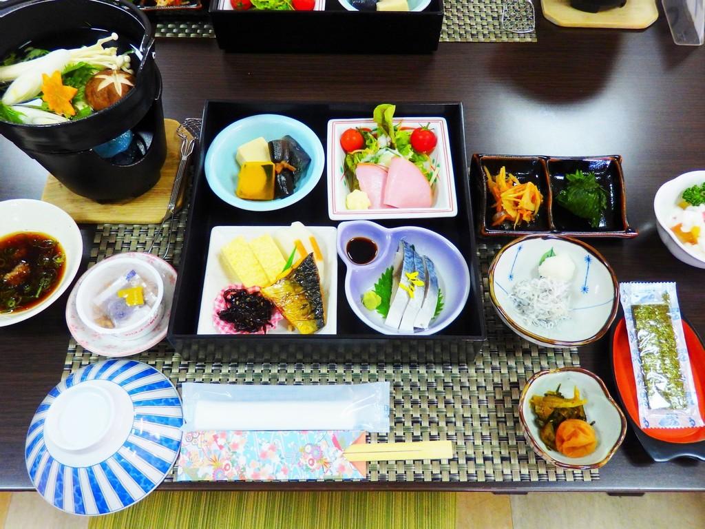 【朝食】和定食(写真はイメージです)
