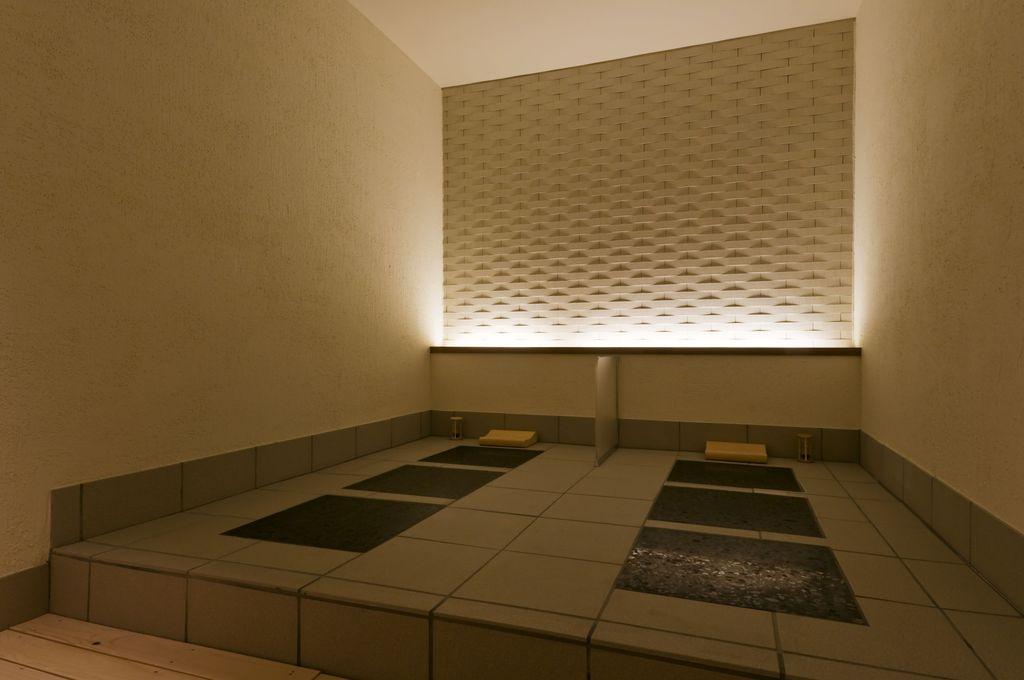 貸切岩盤浴(1室2床)