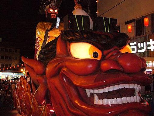 今年は8/26(土)27(日)で開催!登別の夏の一大イベント「登別地獄まつり」