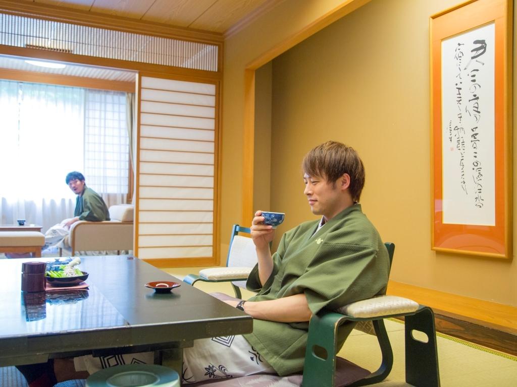 【レバンガ北海道】石水亭に泊まろう!