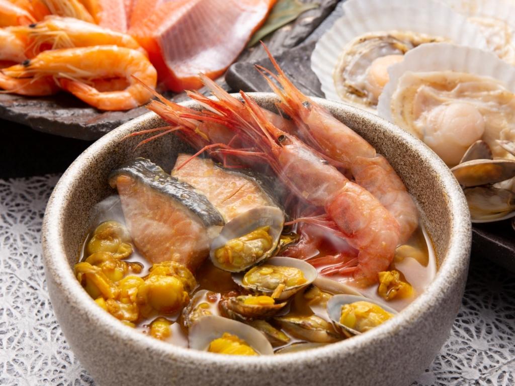 【12〜2月/海のだいどころ】海の恵みがたっぷり!漁師風ブイヤベース
