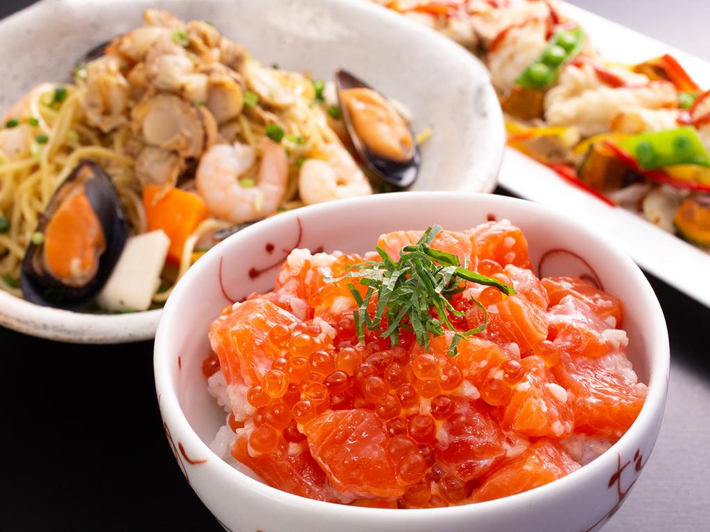 【12〜2月/海のだいどころ】寒い季節だからこそ味わえる旬の恵みをたっぷりとご用意!