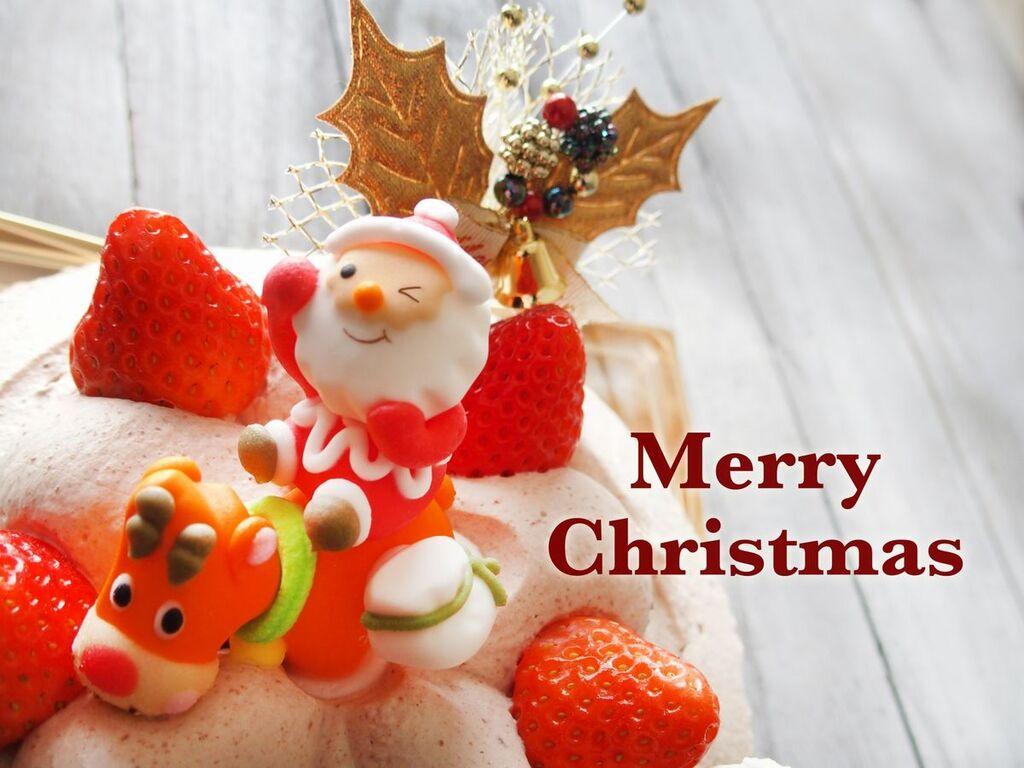 【クリスマスケーキ】特別な日に♪ ※イメージです