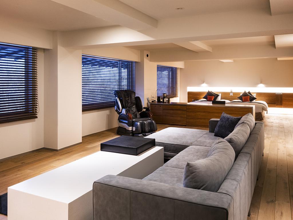 【エグゼクティブスイート100平米】国内外のVIPにも宿泊頂いた当館最上級のお部屋タイプです。