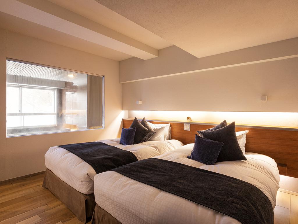 【ジュニアスイート50平米】自宅のような居心地の良さを感じる非日常空間で、自分のためだけに時間を使う贅沢。