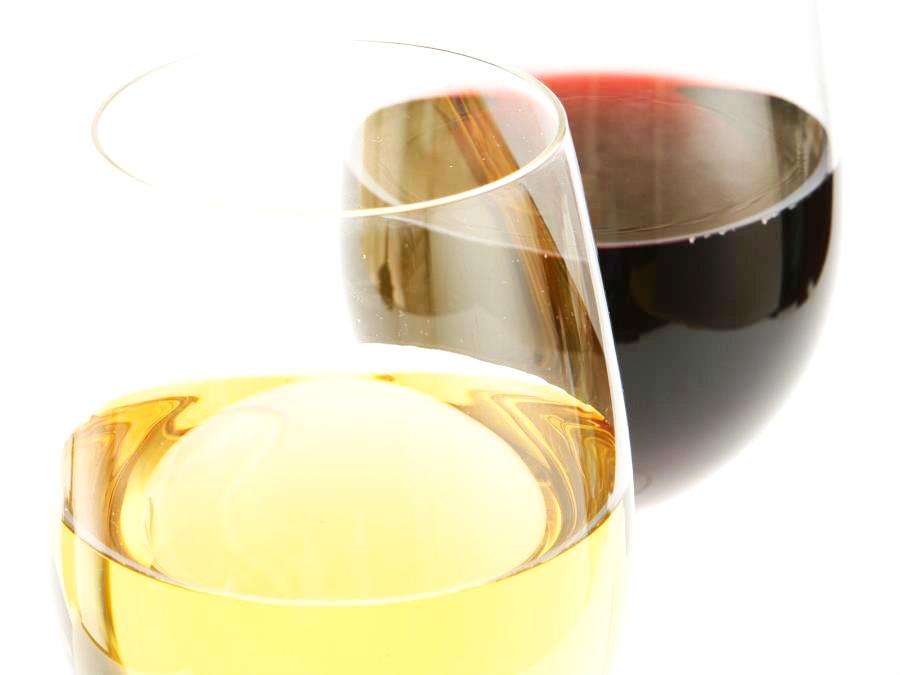 ワインをサービス♪