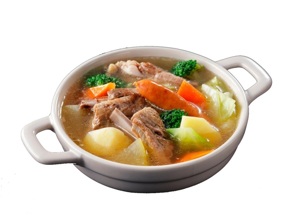 【TONTONフェスティバル】スペアリブとゴロゴロ秋野菜のポトフ