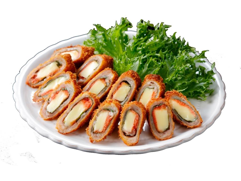 【TONTONフェスティバル】豊浦豚ロースの巻きカツ