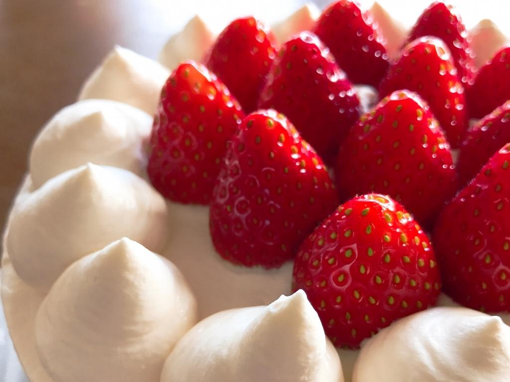 記念日はケーキでお祝いしましょう※イメージ