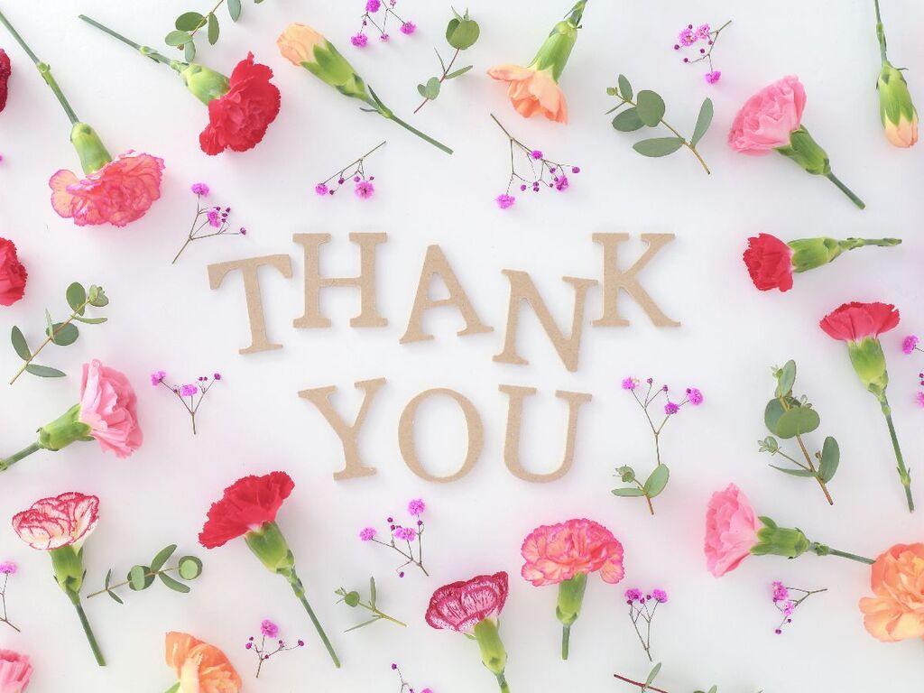 いつもありがとう!