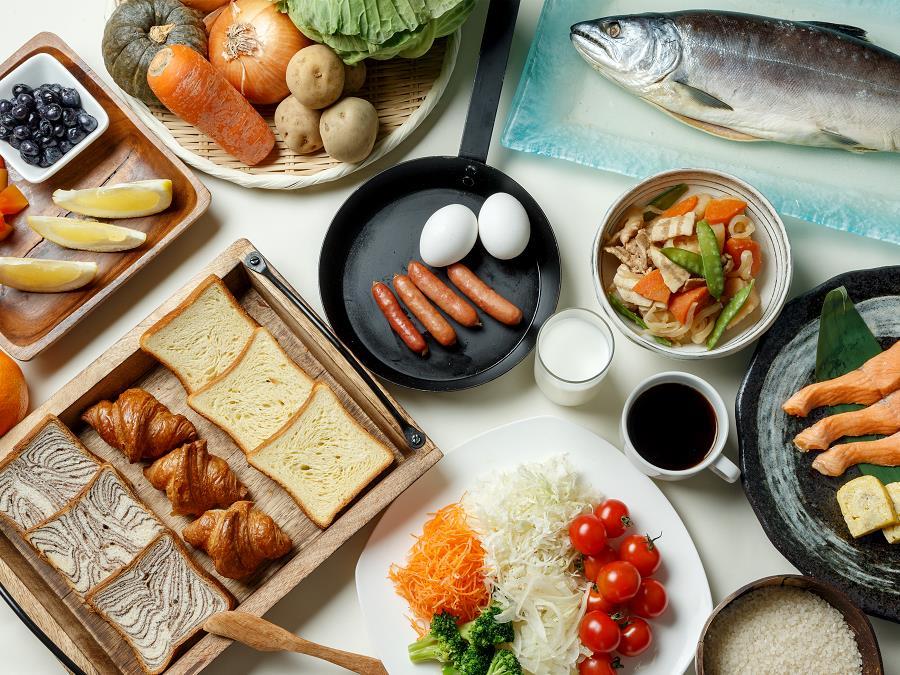 朝食バイキング※イメージ