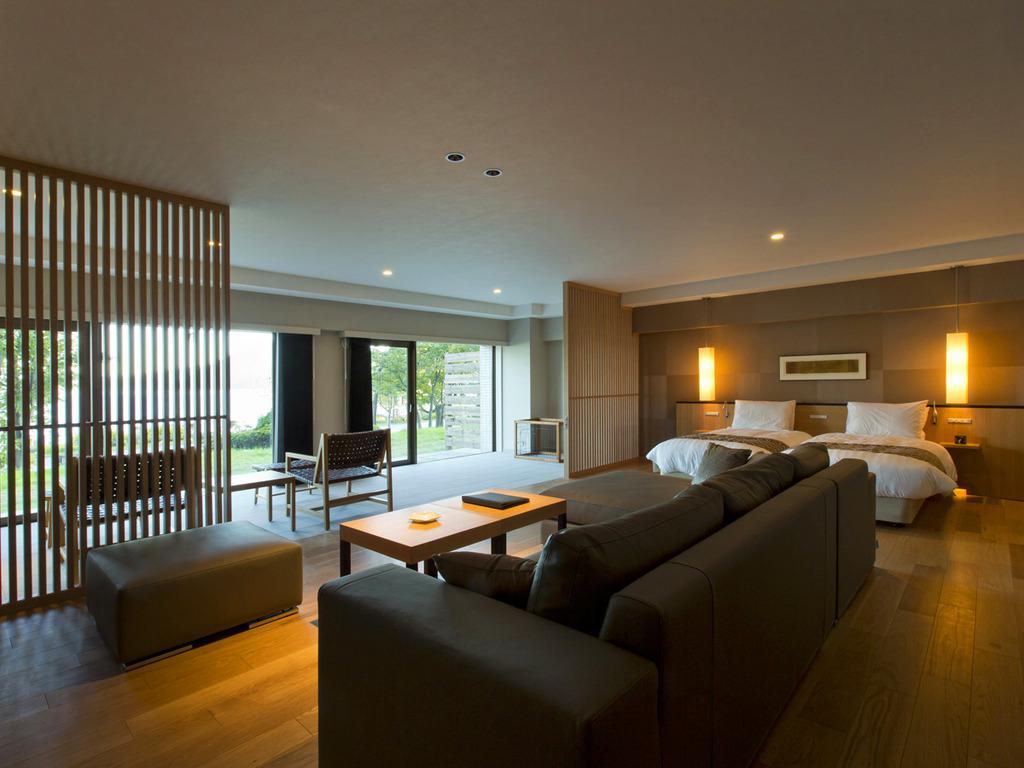 【ペットルーム】広めのペットルームは72平米の開放的空間が広がります。