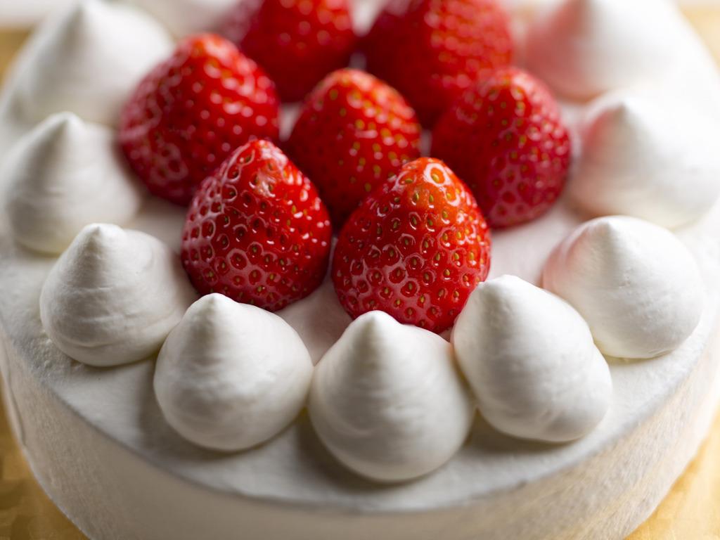 乃の風のパティシエがつくる特製ケーキでお祝いを(画像はイメージ)。