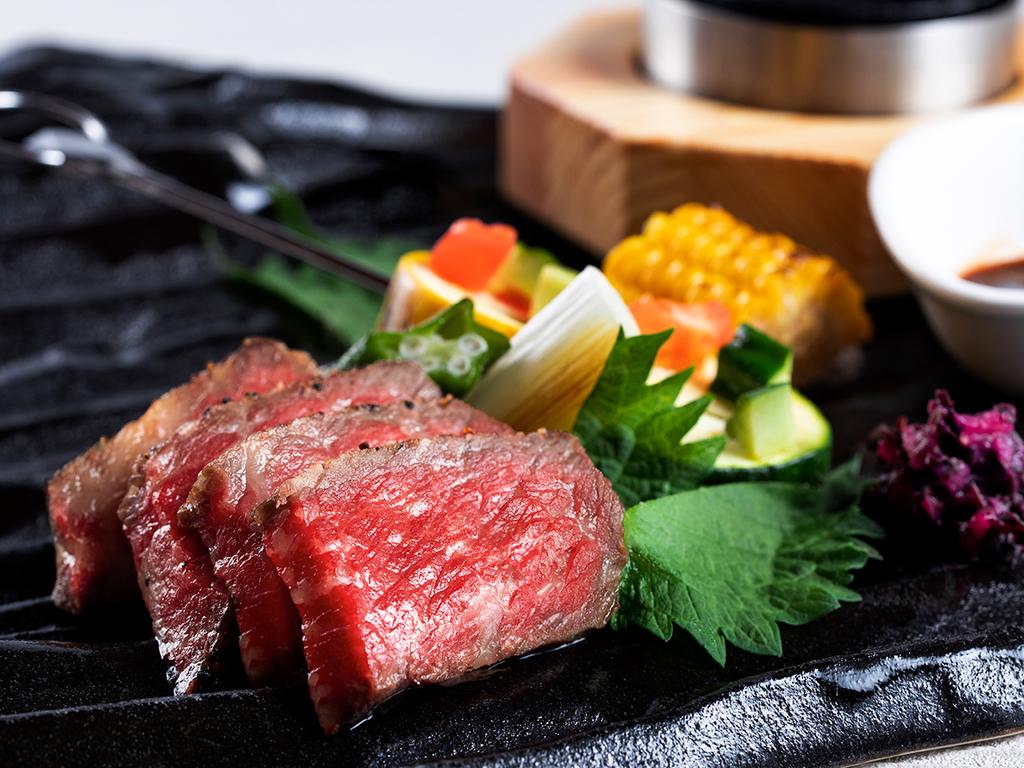【会席・春】焼物は北海道産鰆の変わり焼きをお楽しみ下さい。