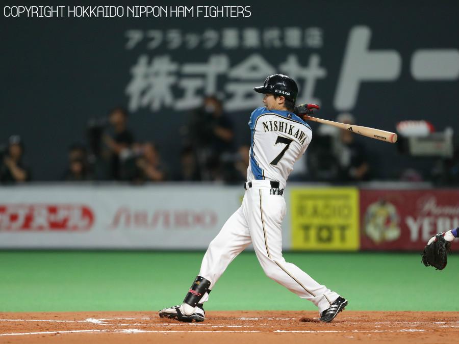 西川遥輝選手 日本一へ向けて更なる飛躍を!