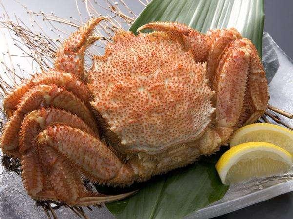 濃厚な蟹みそと甘い身が絶品の毛ガニ(イメージ)