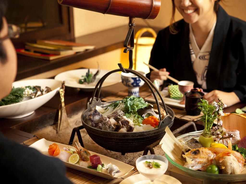 【食事処 北番屋】個室風の囲炉裏端でお食事をお楽しみください(イメージ)