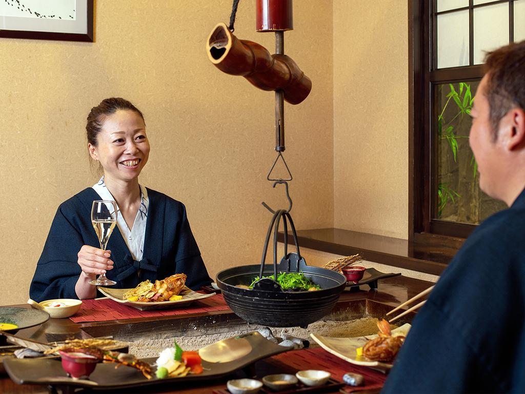 【お食事処 北番屋】ご夫婦の記念日におすすめ。思い出に残る特別な時間をお過ごしください