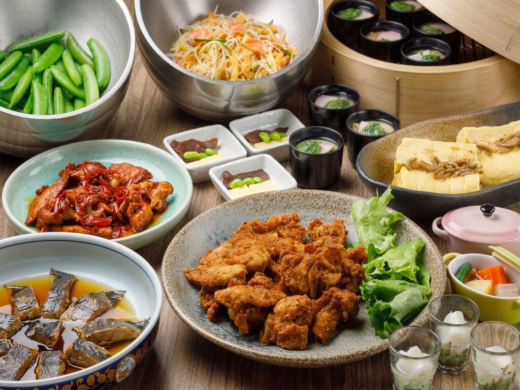 【山の料理茶屋 早紅葉】大人気和食会席を堪能!(画像はイメージです)