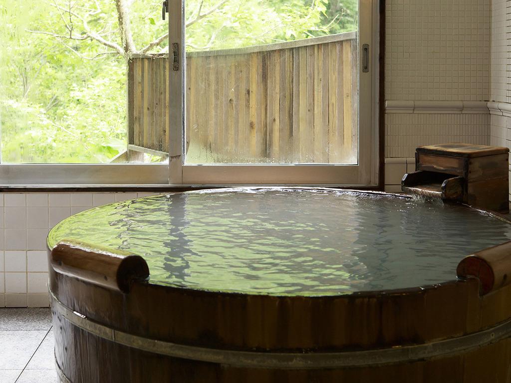 【貸切風呂】周囲に気兼ねせず温泉をお楽しみください