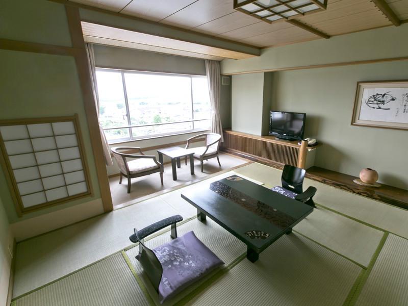 【和室一例】温泉の後は、お部屋でゆったりとお寛ぎください。